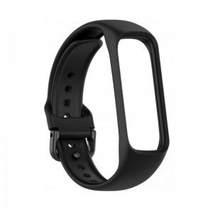 Bracelete Preta Samsung Original SmartBand Galaxy Fit2 Black