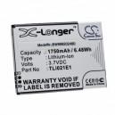 Bateria Compatível c/ Alcatel OT-5047U 1750mAh