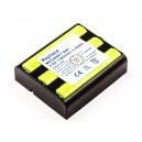 Batería NiMH Compatible Siemens 3,6V 1300mAh