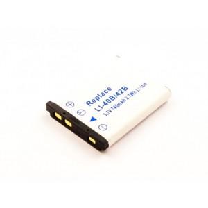 Bateria Compativel LI-40B, LI-42B 3.7v 740mAh