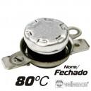 NORMA térmico PROTECTOR de circuito cerrado de 80 º c/garantía
