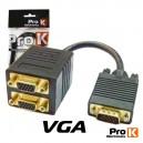 CABO PROFISSIONAL VGA M/F/F DOURADO PROK