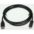 Cable USB 3.1 C para USB 2.0 (1.8m)