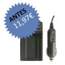 Carregador bateria 2 EM 1 SONY FC10/ FC11