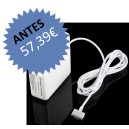 CARREGADOR COMPATIVEL 20V 4.25A 5PIN A1424 85W MAGSAFE 2