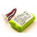 Bateria Compativel Motorola MBP11 2,4V-400MAH