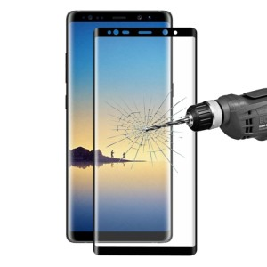 Protetor Vidro Temperado Samsung Galaxy Note 8 Preto