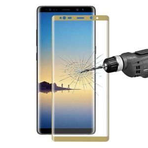 Protetor Vidro Temperado Samsung Galaxy Note 8 Dourado